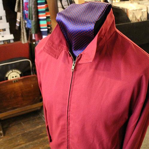 Tootal Harrington Jacket Oxblood