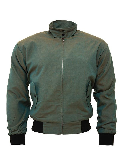 Relco Harrington Jacket Tonic Green