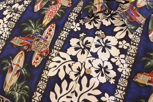 Surf Hawaiian Short Sleeved Shirt