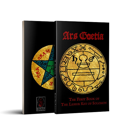 Ars Goetia: First Book of the Lesser Key of Solomon