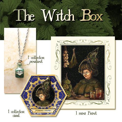 "Witch Box - ""The Greenhouse"""