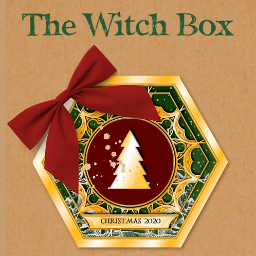 "The Witch Box               ""Christmas"""