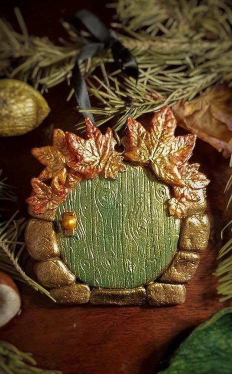 Ornament Hobbit door