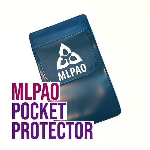 MLPAO Pocket Protector