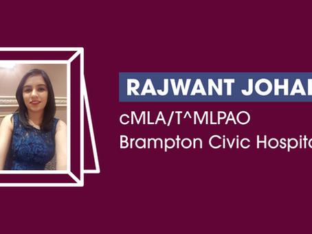 Member Profile: Rajwant Johal