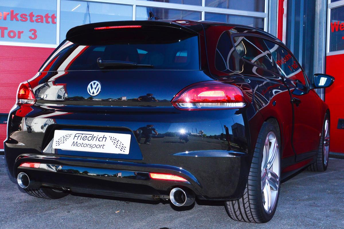Friedrich Motorsport VW