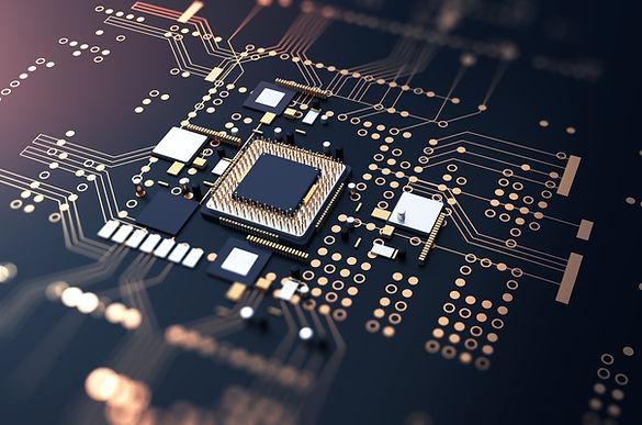 3d-rendering-futuristic-blue-circuit-boa