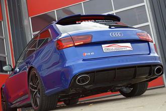 Friedrich Motorsport Auspuff