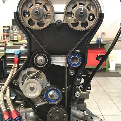 Motoraufbau