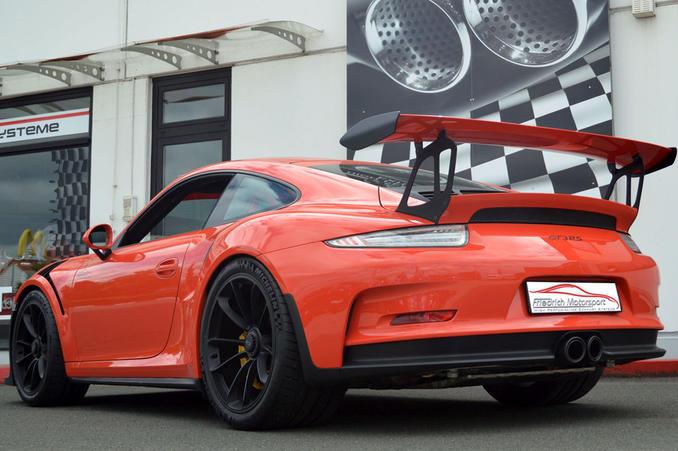 Friedrich Motorsport Porsche