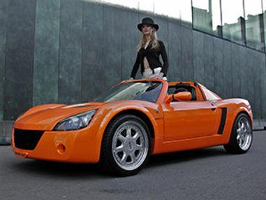Opel Speedster tuning