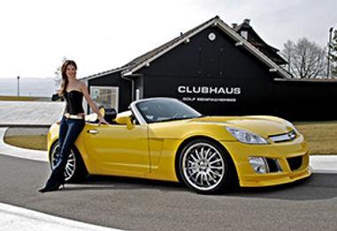 Opel GT tuning