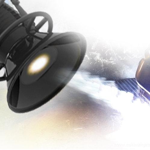Beleuchtungsset für Absaugarm HASA-R