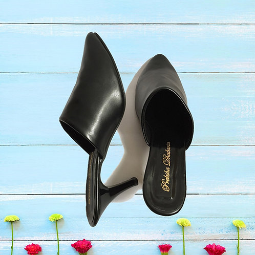 Pointed toe Muled