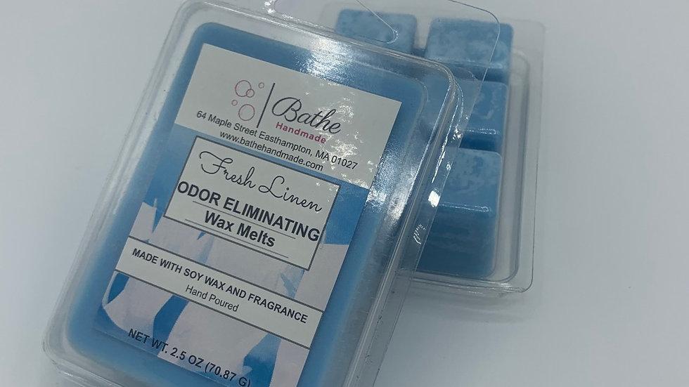Fresh Linen Odor Eliminating Wax Melts