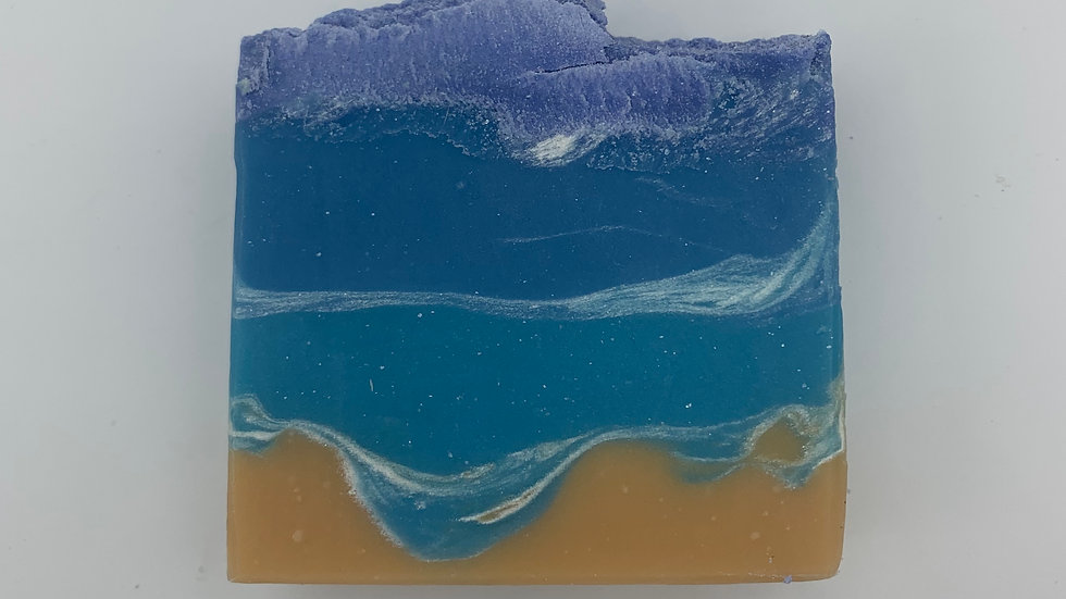 Toes in the Sand Soap