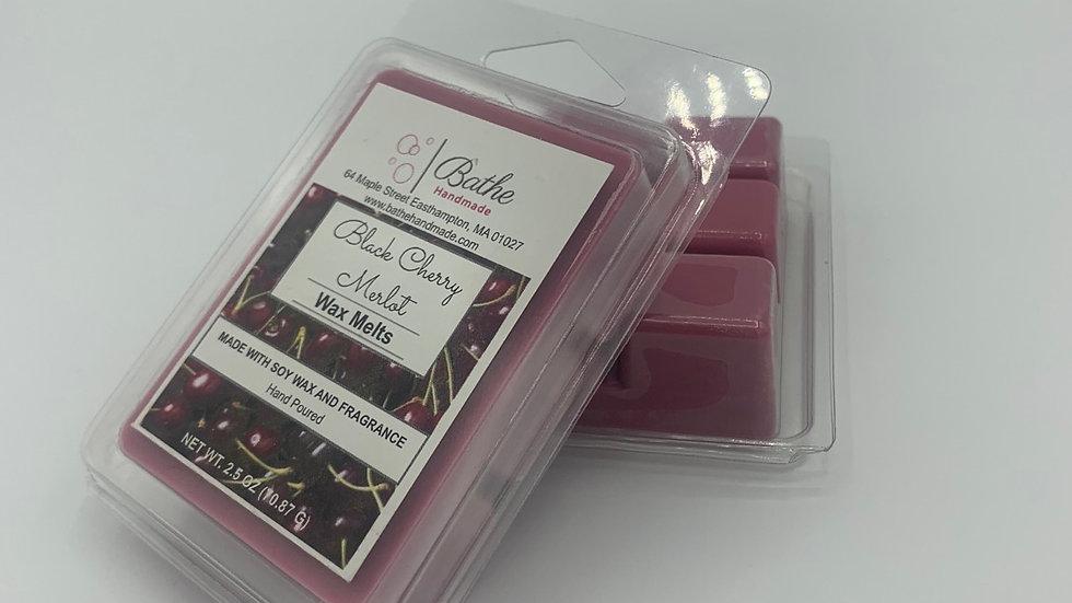 Black Cherry Merlot Wax Melts