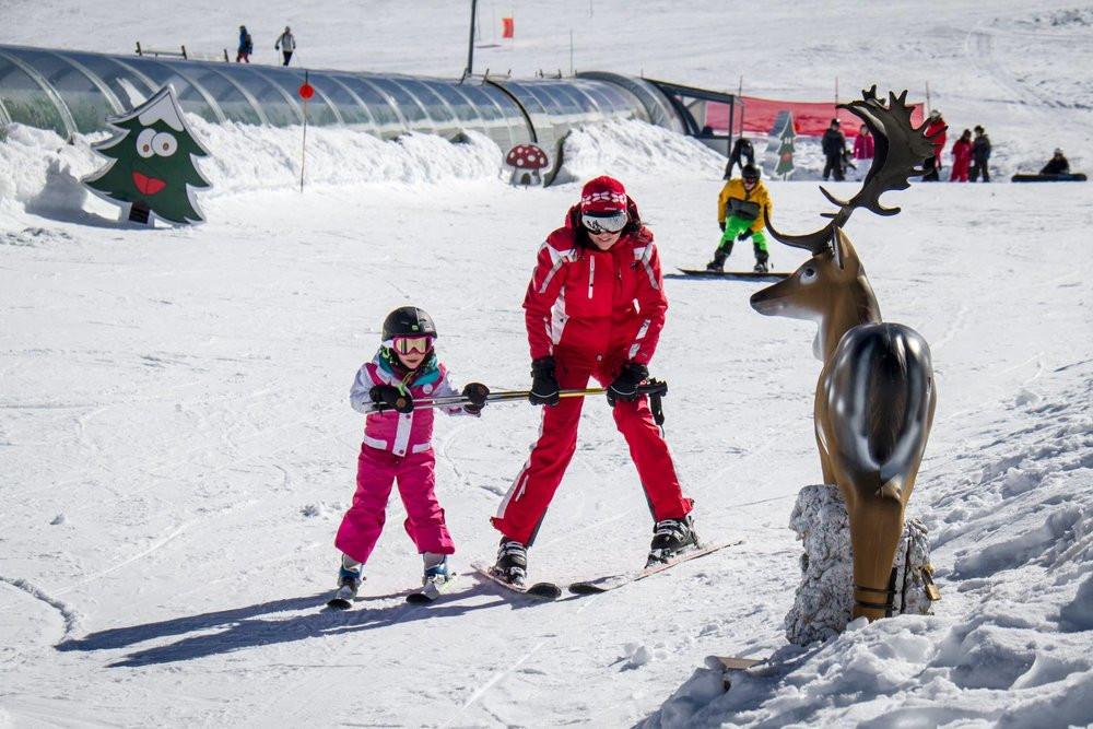 Ecole de ski Sierra Nevada