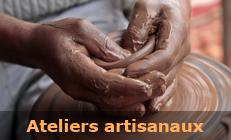 Ateliers artisanaux