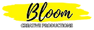 Bloom CP LOGO transparent 2 black writin