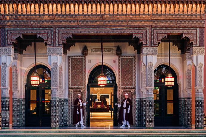 Palace La Mamounia