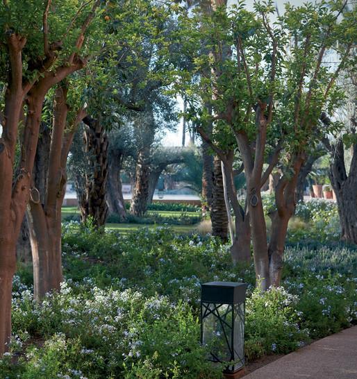 Jardin Royal Mansour