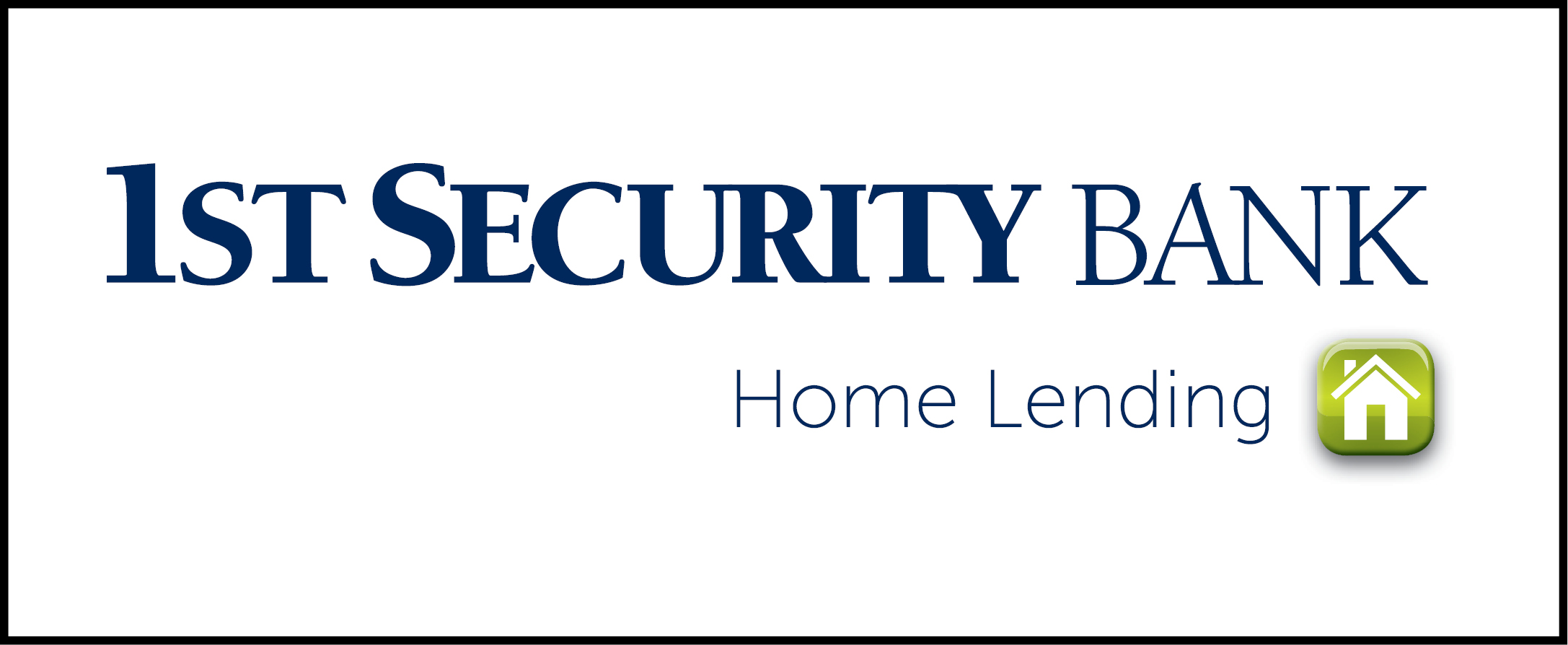 1st security bank logo-HL-Logo With Border