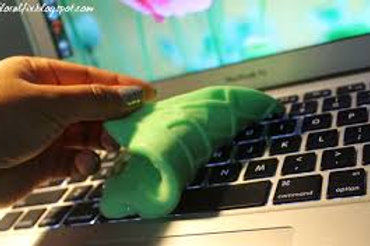 Cleaning Slime - 4 Pack