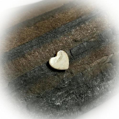 Herzchen aus Pferdezahn