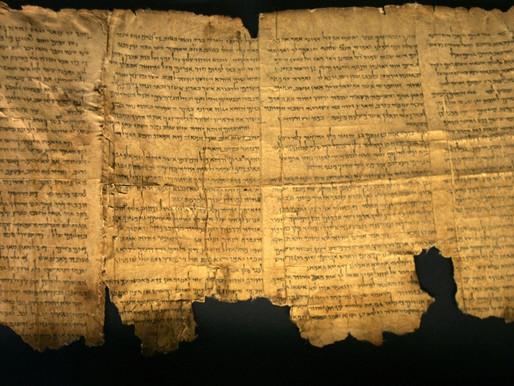 Significance of the Dead Sea Scrolls...