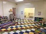Daycare nursery room