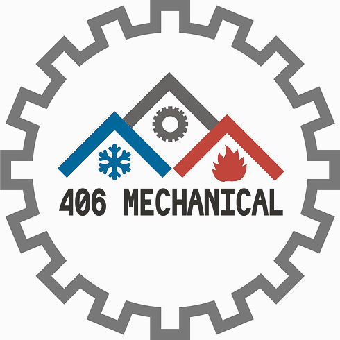 406 Mechanical logo with gear bold lette