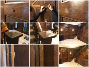 Wood Work Restoration