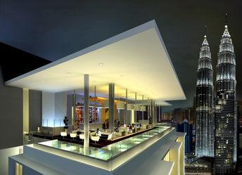 Rooftop Skylounge, Binjai 8 Premium Soho, Lorong Binjai KLCC/Ampang Park