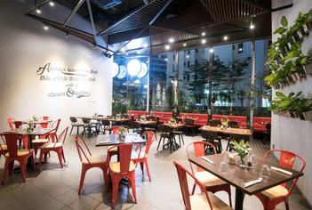 Binjai 8 RaFt Restaurant