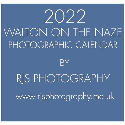 2022 Walton on the Naze Calendar