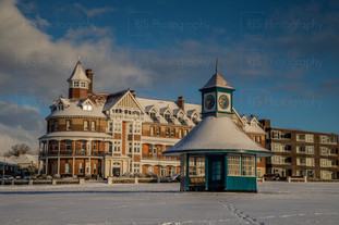 Frinton Clock Tower & Former Grand Hotel