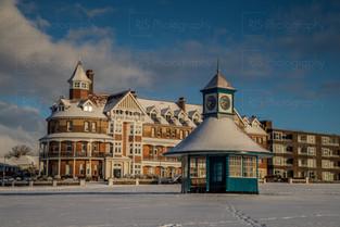 Frinton Clock Tower & Former Grand Hotel
