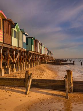 Walings Beach Huts, Frinton on Sea