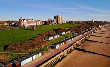 Frinton Greensward and Beach