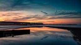Pre Sunrise at Walton Pier