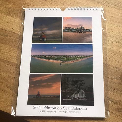 2021 Frinton on Sea Photographic Calendar