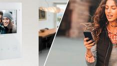 VIMAR --- Nuovo videocitofono smart Tab 5S Up. Subito connesso