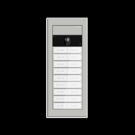 COMELIT --- Nuova pulsantiera modulare ULTRA