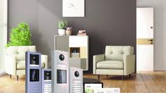 HIKVISION --- un sistema videocitofonico di design, modulare e scalabile