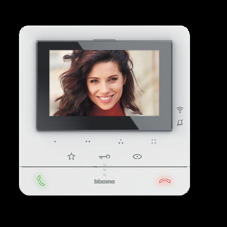 BTICINO --- VIDEOCITOFONO CLASSE 100 WIFI Lo standard ora è connesso