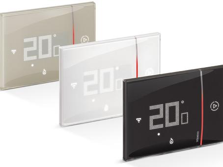 BTICINO --- annuncia Smarther2 with Netatmo: il nuovo termostato connesso ancora più evoluto