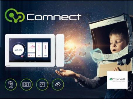 COMELIT --- Comnect: la perfetta integrazione