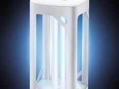 PHILIPS  --- Neutralizzare i virus con la luce attraverso la nuova lampada da tavolo UV-C