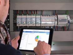 HAGER Bocchiotti --- presenta agardio.manager per una gestione energetica efficiente e sicura